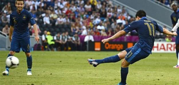 Francia en la Eurocopa 2012