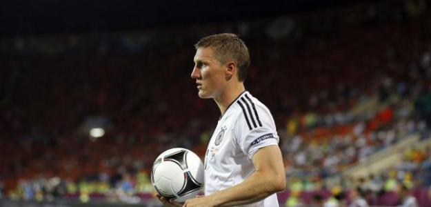 Schweinsteiger es el máximo asistente de Alemania. Foto:lainformacion.com