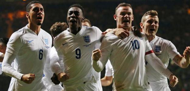 Inglaterra tiene un pie en la Eurocopa de Francia 2016