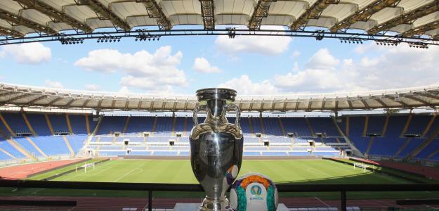 Posibles sedes únicas UEFA Euro 2021. Foto: gettyimages