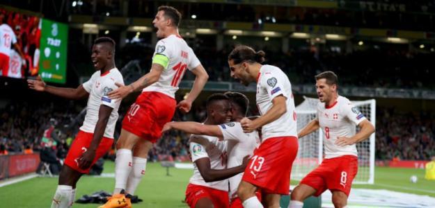 Suiza, favorita ante Gales. Foto: gettyimages