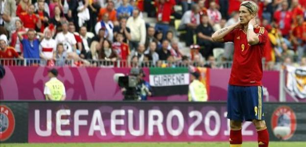 Torres puede ser el goleador de España. Foto:lainformacion.com/EFE