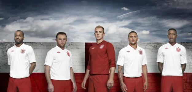 Inglaterra en la Eurocopa 2012