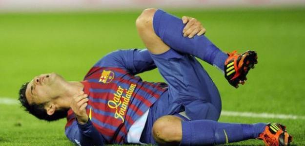 David Villa se lesionó en el Mundial de clubes. Foto:lainformacion.com/EFE